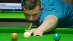 Billy Joe Castle: Snooker player making impression in first professional year