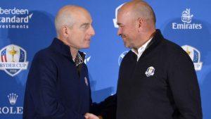 US Ryder Cup team 'still have a chip on our shoulder'
