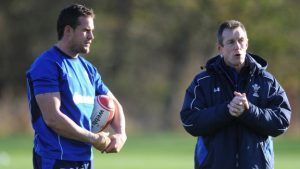 Lee Byrne: Ex-Wales full-back claims 'bullying' Rob Howley treatment