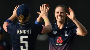England win to cut deficit in Women's Ashes