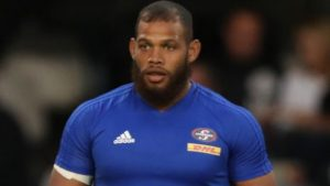 Nizaam Carr: Wasps sign South Africa back-row forward on short-term deal