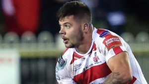 Liam Hood: Leigh Centurions hooker signs new two-year deal