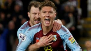 Dyche marks five years at Burnley with narrow win over Newcastle