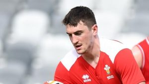Wales make three changes to squad for Fiji match