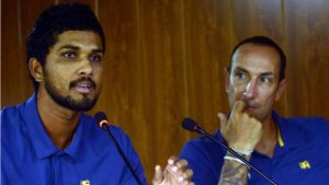 Dinesh Chandimal: Sri Lanka captain claims shamanism helped his side beat Pakistan