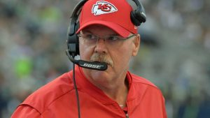 Andy Reid on decision not to kick field goal:  'I do what my gut tells me to do'