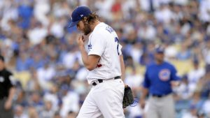 Dodgers vs. Cubs NLCS Game 5 live stream info, TV channel, time, starting pitchers: How to watch 2017 MLB playoffs