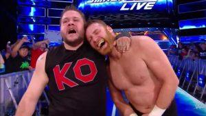 WWE SmackDown results, recap: Sami Zayn a full heel, Jinder Mahal vs. Brock Lesnar?