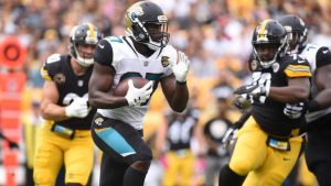 Leonard Fournette explains why he was waving for Mike Mitchell to come get him