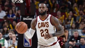 LeBron files for 'nothing is given' trademark