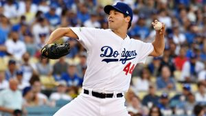Dodgers' Hill to start Game 2, then Darvish