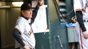 Giants reassign Righetti to front-office role