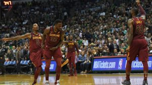 Cavs' Smith: 'We got the best bench'