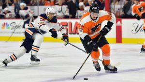 Flyers' Patrick set to play after big hit