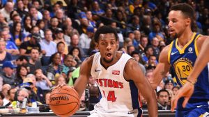 Pistons overcome 14-point deficit in Golden State