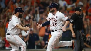 Astros offense finally breaks out just in time for Game 7 of the ALCS vs. Yankees