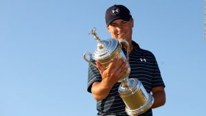 He was a 'college dropout' …. now Spieth has earned $35M in prize money