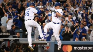 Dodgers force World Series Game 7 with 3-1 win against Astros