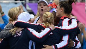 United States beat Belarus to win first Fed Cup title since 2000