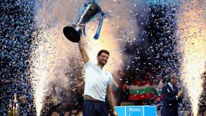 Bulgaria rejoices in 'rock star' Grigor Dimitrov's ATP Finals victory