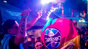 Brazilian side Gremio ends 22-year wait for Copa Libertadores crown