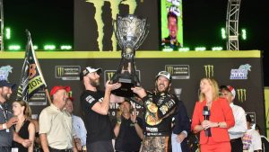 Opinion: Destiny steered Martin Truex Jr.'s NASCAR championship bid