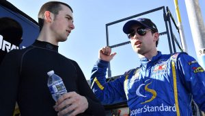 Chase Briscoe, Ty Majeski and Austin Cindric will share a NASCAR Xfinity car in 2018