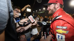 Dale Earnhardt Jr. named Daytona 500 grand marshal