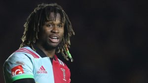 Sale sign Quins' Yarde on three-year deal