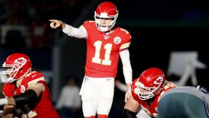 NFL Week 11 Grades: Collapsing Chiefs get a 'D,' Vikings get an 'A+' for throttling Rams