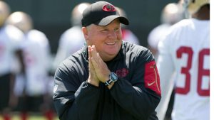Free agent coach Chip Kelly should decide on Florida or UCLA by Sunday