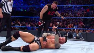 WWE SmackDown results, recap: Kevin Owens, Mojo Rawley make waves
