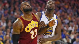 Draymond Green says he wasn't trolling LeBron James with Instagram post
