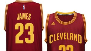 Black Friday 2017 Deals on Popular NBA Jerseys: LeBron James, Steph Curry, Ben Simmons
