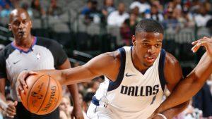 LeBron: Mavs' Smith Jr. 'should be a Knick'