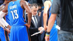 Thunder hold meeting after losing 4th straight