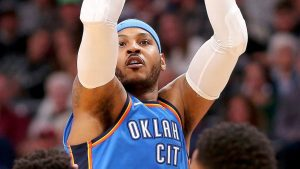Melo passes Iverson on all-time scoring list
