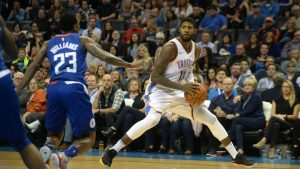 Full-length feature: PG-13 scores 42, Thunder finally win a close game