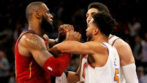 Kanter to LeBron: You're not the king of N.Y.