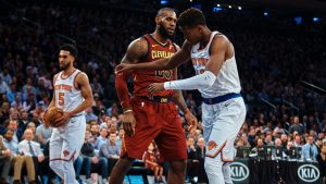 Despite loss, Frank Ntilikina says Knicks 'can build something great here'