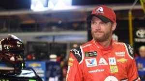 Opinion: Dale Earnhardt Jr. carried NASCAR on his shoulders for two decades