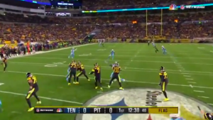 WATCH: Big Ben's perfect bomb to Antonio Brown looks amazing on SkyCam