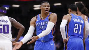 WATCH: OKC Thunder hit with another questionable flagrant foul