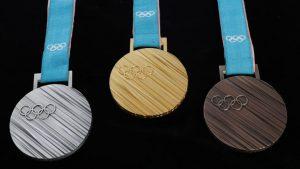 LOOK: U.S. Ski Team showcases 2018 Olympics uniforms
