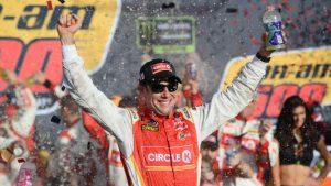 NASCAR Playoffs at Phoenix results: Matt Kenseth wins; Brad Keselowski earns final spot in Championship 4