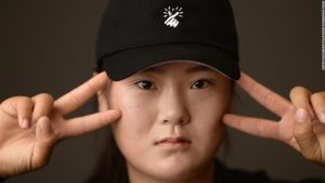 Angel Yin: Is US teen golf's next big hitter?