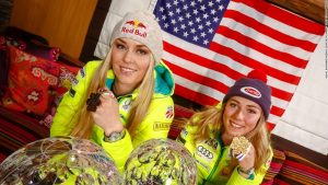 Russian doping 'not surprising' say leading US skiers