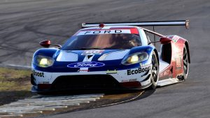 Ford Chip Ganassi Racing: Same IMSA lineup, new paint jobs for Ford GT