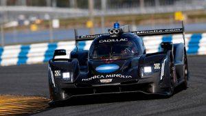 IMSA champ Wayne Taylor Racing breaks out new lineup during Daytona test