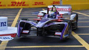 Sam Bird overcomes penalty to win opening Formula E round in Hong Kong
